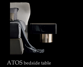Atos Bedside Table