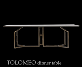 Tolomeo Dinner Table